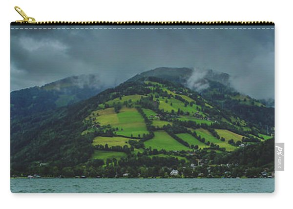 Zell Am See Panorama Carry-all Pouch