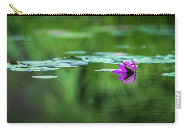 Zen Blossom Carry-all Pouch