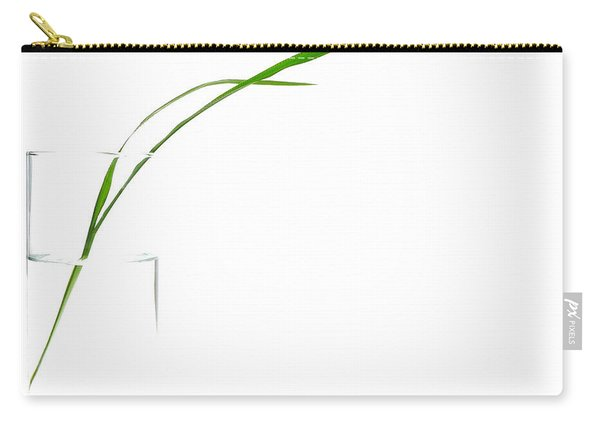 Zen Grass Carry-all Pouch