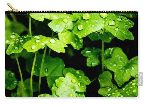 Zen Waterdrops Carry-all Pouch