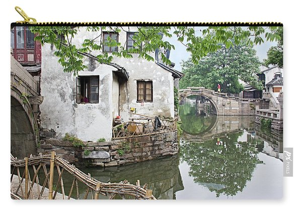 Zhouzhuang - A Watertown Carry-all Pouch