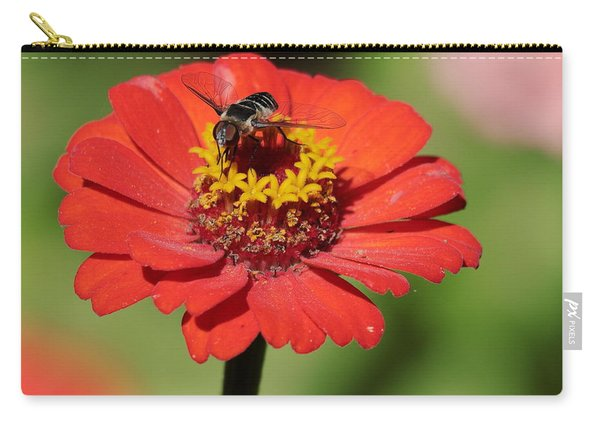 Zinnia Carry-all Pouch