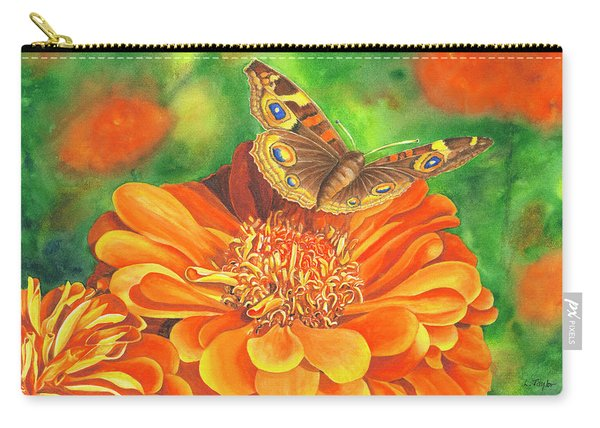 Zinnia Runway Carry-all Pouch