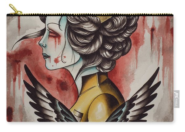 Zombie Nurse Carry-all Pouch