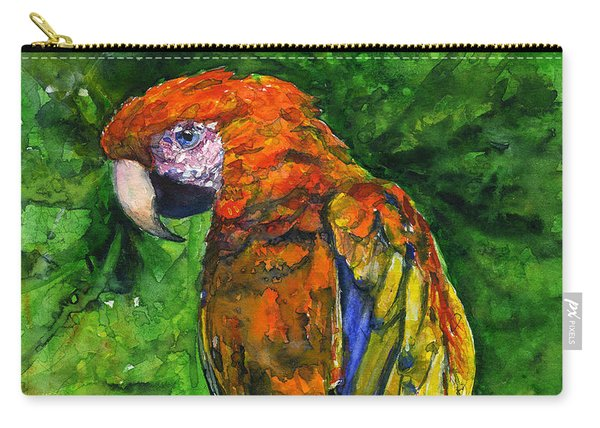 Zoo In St. Maarten Carry-all Pouch