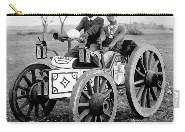 Zulu Motor Cab 1903 Carry-all Pouch