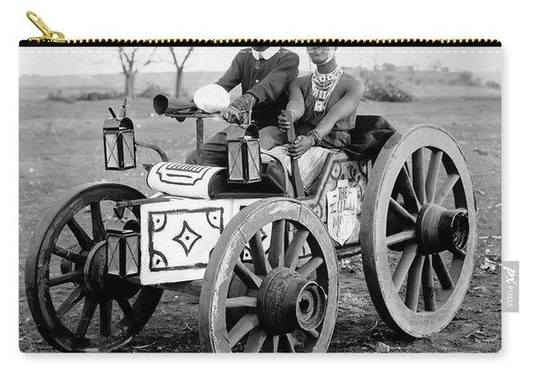 Zulu Motor Cab 1903 Carry-all Pouch