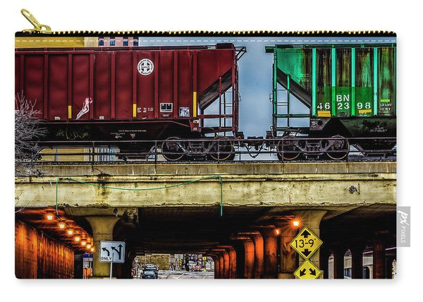 000 - Lowertown Overpass Carry-all Pouch
