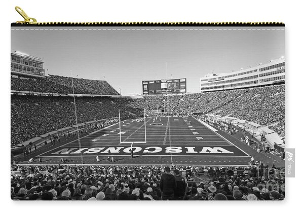 0095 Bw Camp Randall Stadium Carry-all Pouch