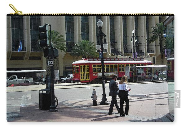010219 Canal St Carry-all Pouch