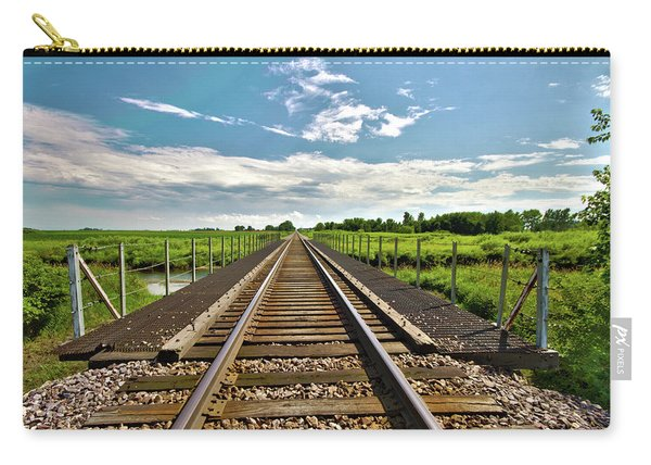 027 - Iowa Rail Carry-all Pouch