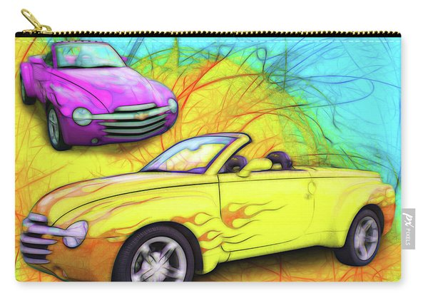 03 Chevy Ssr Carry-all Pouch