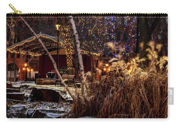 033 - Mears In Winter Carry-all Pouch