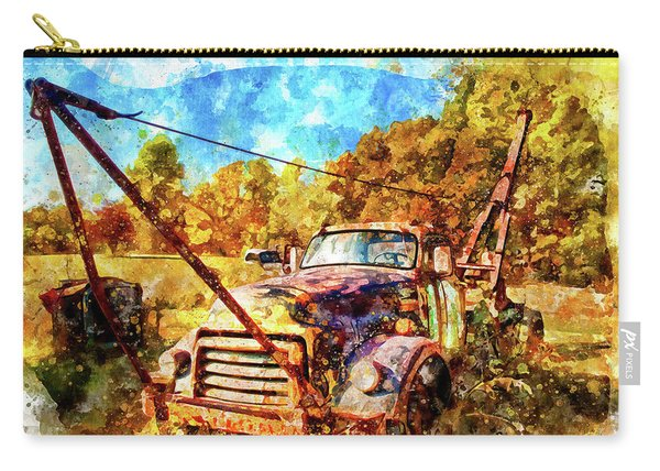 1950 Gmc Truck Carry-all Pouch
