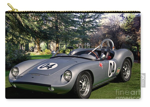 1962 Devin 'porsche Replica' Roadster Carry-all Pouch