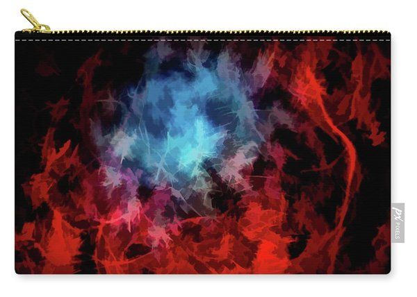 Abstract 53 Carry-all Pouch