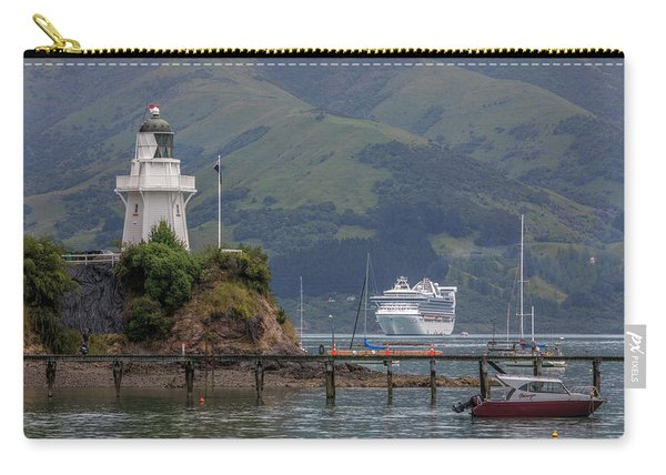 Akaroa - New Zealand Carry-all Pouch