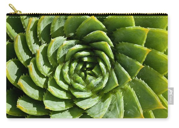 Aloe_polyphylla_8536.psd Carry-all Pouch