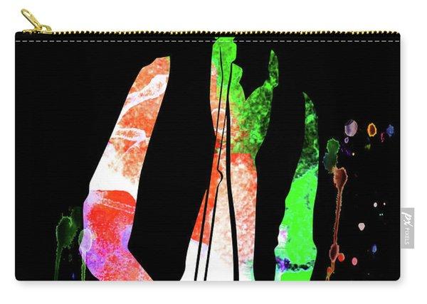 Art Garfunkel Watercolor Carry-all Pouch
