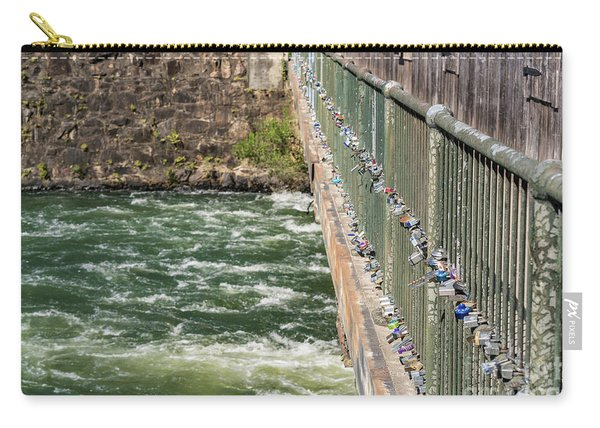 Augusta Canal Headgates - Augusta Ga Carry-all Pouch