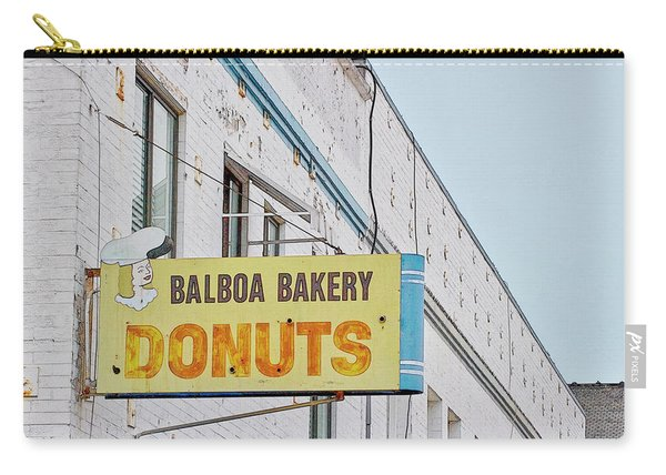 Balboa Bakery Donuts Carry-all Pouch