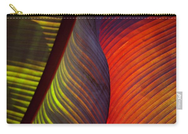 Banana Leaf 8602 Carry-all Pouch