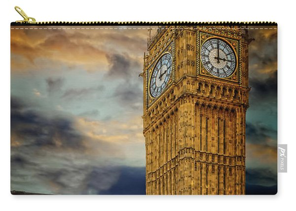 Big Ben London City Carry-all Pouch