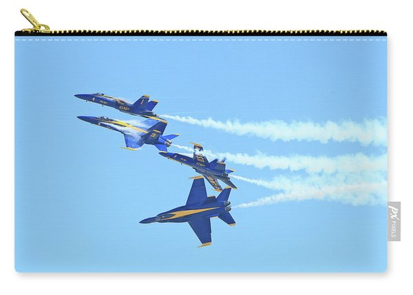 Blue Angels #22 Carry-all Pouch