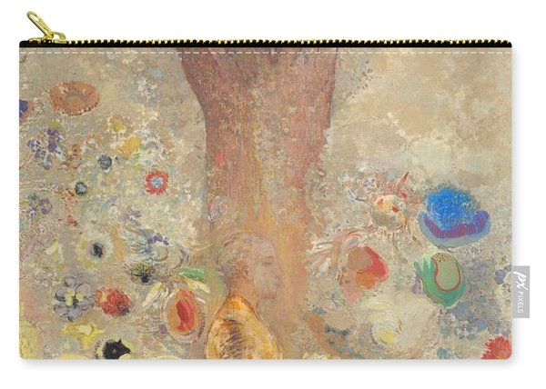 Buddah In His Youth, 1904 Carry-all Pouch