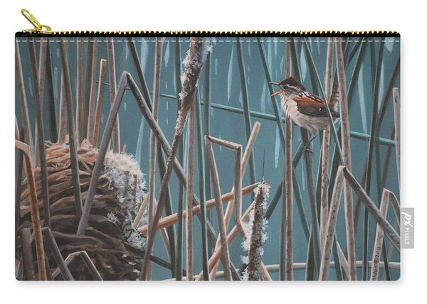 Cattail Hideaway Carry-all Pouch