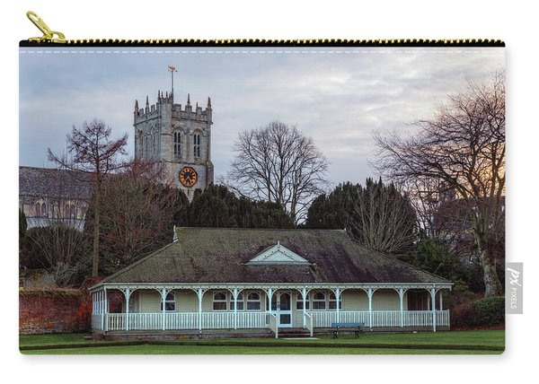Christchurch - England Carry-all Pouch