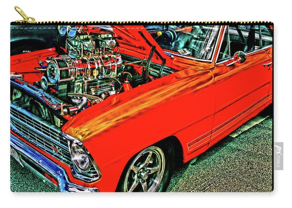 Classic Chevy Carry-all Pouch