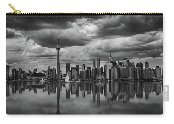 Clouds Over Toronto Carry-all Pouch