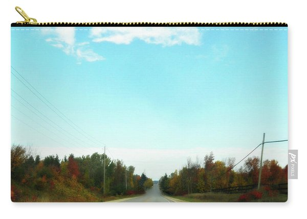 Collingwood In The Distance Carry-all Pouch