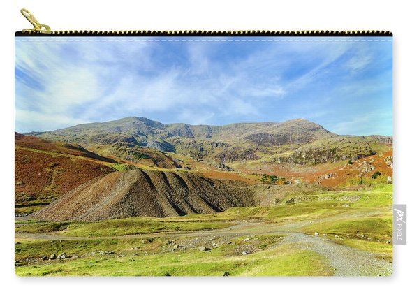 Coppermine Valley Carry-all Pouch