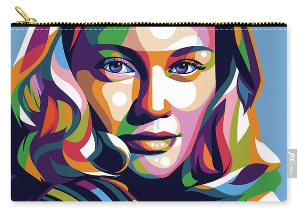 Cybill Shepherd Carry-all Pouch