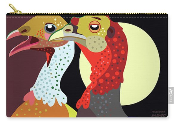Date Night Jp Carry-all Pouch