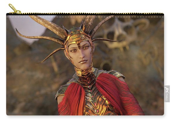 Dragon Empress Carry-all Pouch