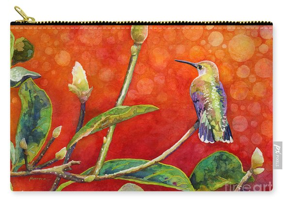 Dreamy Hummer Carry-all Pouch