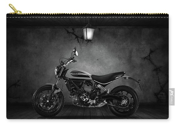Ducati Scrambler Old Room Carry-all Pouch