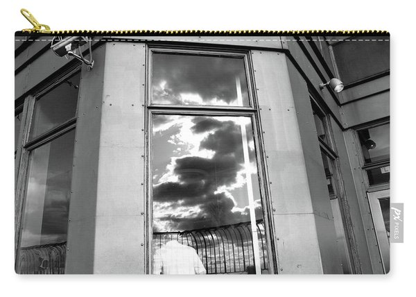 Carry-all Pouch featuring the photograph Empire State by Edward Lee