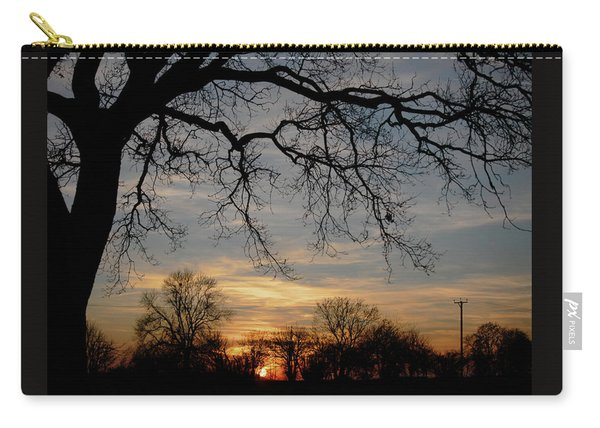 Evening Fades Away Carry-all Pouch
