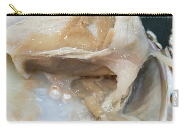 Freshwater Pearl Carry-all Pouch