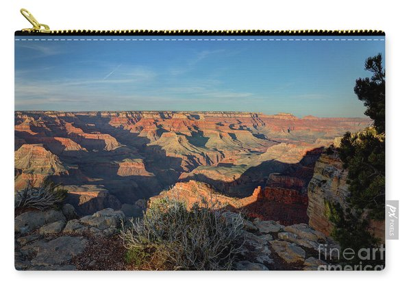 Grand Canyon National Park Spring Sunset Carry-all Pouch