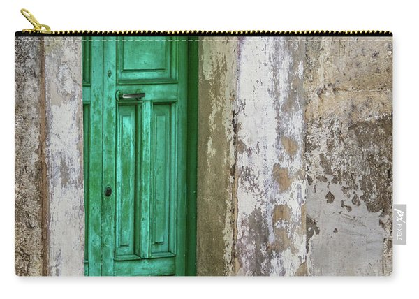 Green Door 2 Carry-all Pouch