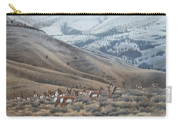 High Country Pronghorn Carry-all Pouch