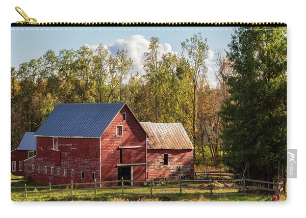 Hudson Valley Ny Countryside Carry-all Pouch