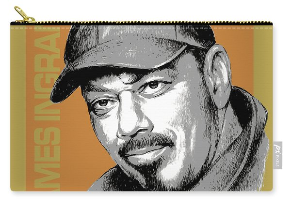 James Ingram Carry-all Pouch