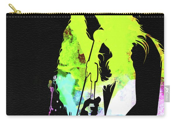 Janis Watercolor Carry-all Pouch