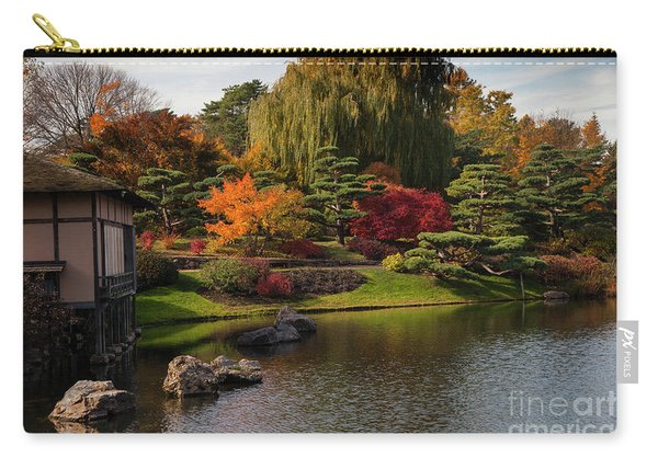 Japanese Gardens Carry-all Pouch